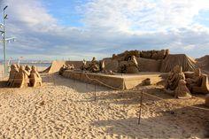 Курорт Ла Пинеда в Испании