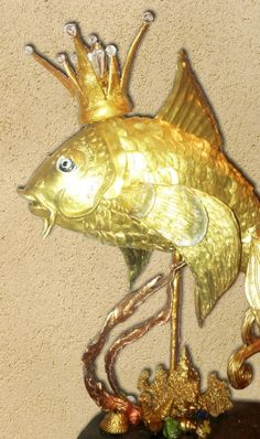 Золотая рыбка от Елены Игумновой-самоделкино. Обсуждение на LiveInternet - Российский Сервис Онлайн-Дневников