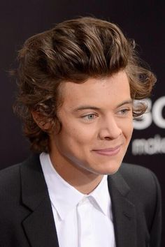 harry. DIMPLES.