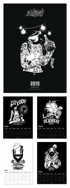 Need to know which days are going to make 2015, we have a calendar just for that, you can write the birthday of your parents or uncle or cat, you can check if monday really is after wednesday. get yours here :http://www.dudes-factory.com/english_pound/mcbess-calendar-0205406400.html