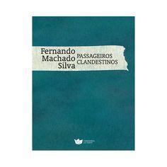 """""""Passageiros Clandestinos"""". Sinopse: Passageiros Clandestinos é um livro de poesia onde a procura do amor se desenha em vários trajectos pessoais - mas também a incessante aventura que é a busca da palavra justa do dizer poético. A língua portuguesa como matéria-prima constantemente renovada."""