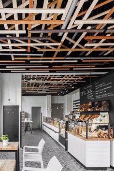 Image 3 of 28 from gallery of Przystanek Piekarnia Bakery / Five Cell. Photograph by Piotr Narewski