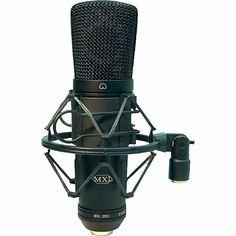 MXL 2003A Vocal Instrument Studio Condenser Recording Microphone w/ Shockmount #MXL