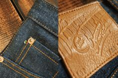Old Blue Co. 3rd Year Special Anniversary Raw Denim - Just Released
