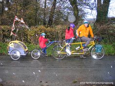 Gear Guide: Choosing bikes for cycling with kids