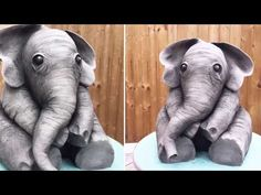 Elephant Cake Preview - YouTube