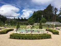 Surrounded by a estate of mature wooded grounds and walks and one of Connemara's oldest landscaped gardens, Ballynahinch Castle Hotel has. Walled Garden, Connemara, Rose Bush, Edible Garden, Acre, Beds, Dolores Park, Pergola, Castle