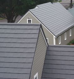 Classic Metal Roofing Systems Offers The Visually Captivating Oxford  Shingle. Find Out More About Oxford Shingle Metal Roofing.