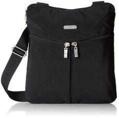 Baggallini Horizon Lightweight Crossbody Bag – Multi-Pocketed d0bdc544e2b82