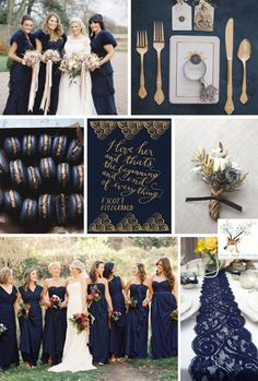 Top 10 fall wedding colors for 2015 from pantone wedding dec Wedding 2017, Dream Wedding, Wedding Day, April Wedding, Autumn Wedding, Wedding Bands, Wedding Stuff, Wedding Dress, Navy Wedding Colors