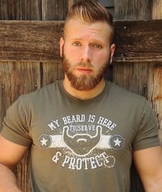His hair, eyebrows, moustache and beard. Moustache, Beard Head, Ginger Men, Blonde Guys, Beard Lover, Hairy Chest, Male Chest, Bear Men, Hair And Beard Styles