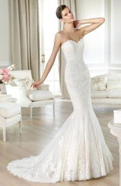 Vestido de novia modelo  Jackie de White One 2014