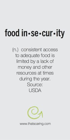 59 Best Food Insecurity Images On Pinterest In 2018 Food