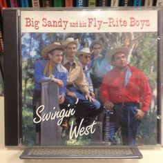 Big Sandy and the Fly-Rite Boys - Swingin' West