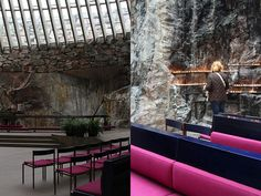 Church of Rock in Helsinki, Finland - Travel Journal - Marcia Prentice