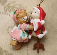 Mistletoe Magic Christmas Tree Ornament