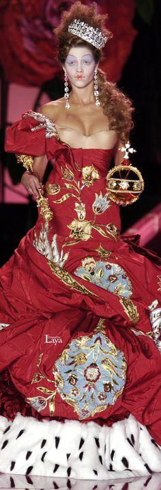 John Galliano for Christian Dior, Haute Couture Fall 2004