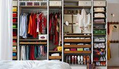 Como organizar um closet? Veja nossas dicas!