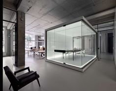 Image 1 of 11 from gallery of Office & Maket Hub  / SOESTHETIC GROUP. Photograph by Andrey Avdeenko