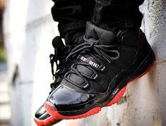 159ff94b751d77 Air Jordan 11 Bred -  rancell  Nike Air Jordan 11