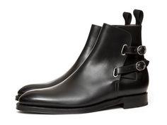 Genesee - Black Calf-J.FitzPatrick Footwear