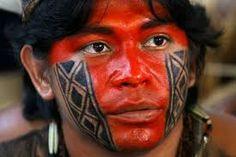 Resultado de imagem para tribo bororo