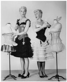 Ginger Rogers & Carol Channing - The First Traveling Saleslady
