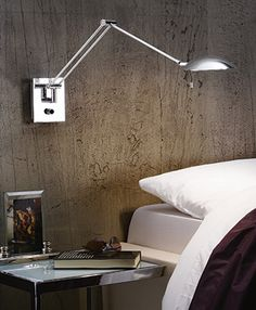 sheppard swingarm wall lamp brown swing arm wall lamps and products