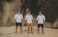 ideas backyard wedding groom attire boys for 2019 Groomsmen Attire Beach Wedding, Beach Groom, Casual Groom Attire, Beach Wedding Men, Groomsmen Outfits, Groom Outfit, Groom And Groomsmen, Wedding Suits, Casual Beach Weddings
