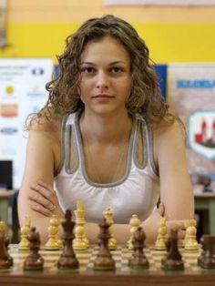 https://sites.google.com/site/connecticutchessmagazine/  Anna Muzcyhuk, 23, Ukraine, #4 Top Women #Chess