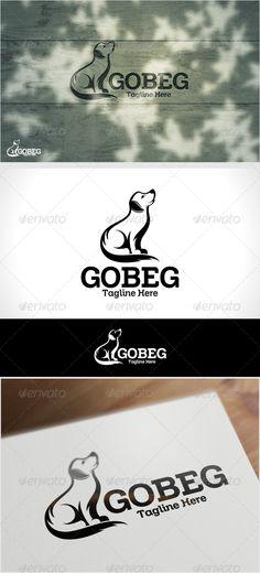 Gobeg  Logo Design Template Vector #logotype Download it here: http://graphicriver.net/item/gobeg-logo-template/6088241?s_rank=345?ref=nesto