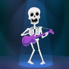 Envía una postal animada a tus amigos  Tu nombre Tu dirección email Dirección email de tu amigoMensaje      Animaciones con esqueletos marchosos. Imágenes de esqueletos bailando como estas divertidasanimaciones con esqueletos marchosos para descargar gratis.         Esqueletos en movimiento gratis. Descarga online estosesqueletos en movimiento gratis.   Búsquedas populares sobre fondos animados:imagenes divertidas animadas con movimientoimagenes de esqueletos con…