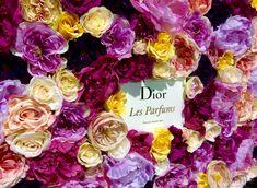 Dior Flowers, Flower Installation, Floral Wreath, Wreaths, Jewelry, Design, Decor, Fragrance, Floral Crown