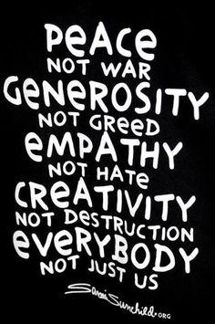 Peace Not War Quotes. QuotesGram
