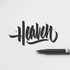 This has such a nice flow and letter forms. Type by @jexpo76  •  #typegang •  Free fonts at typegang.com http://typg.co/igsource