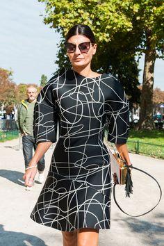 Paris Fashion Week, Day 5: Giovanna Battaglia.