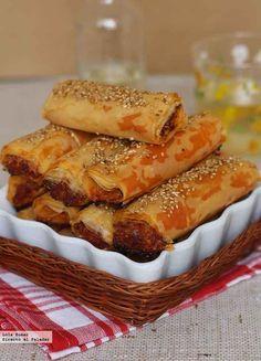 Rollitos De Chorizo