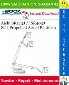 This is the COMPLETE Service Repair Manual for the Aichi / Self-Propelled Aerial Platform. It contains deep information about maintaining, Photo Illustration, Illustrations, Electric Circuit, Aichi, Windows Operating Systems, Repair Manuals, Specs, Saving Money, Platform