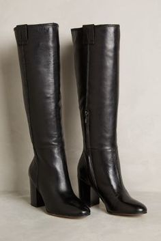 Sam Edelman Foster Boots #anthrofave #anthropologie