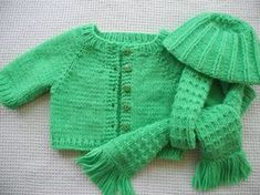 American Girl sweater. Cindy Rice free pattern for cardigan.