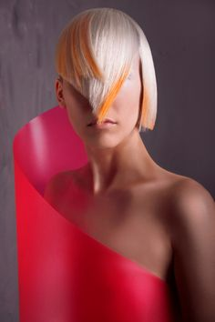 The Fifth Element by hair designer Milica Shishali