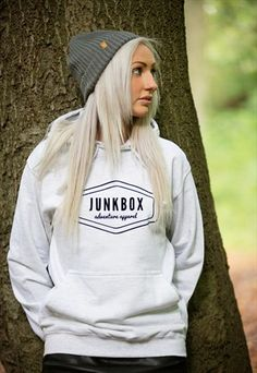 Pale grey Old School logo pullover Hoodie School Logo, Ash Grey, Grey Hoodie, Hoodies, Sweatshirts, Old School, Vintage Fashion, Buy And Sell, Graphic Sweatshirt
