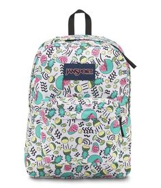 459b780f21a JanSport SuperBreak Backpack - Fruit Ninja