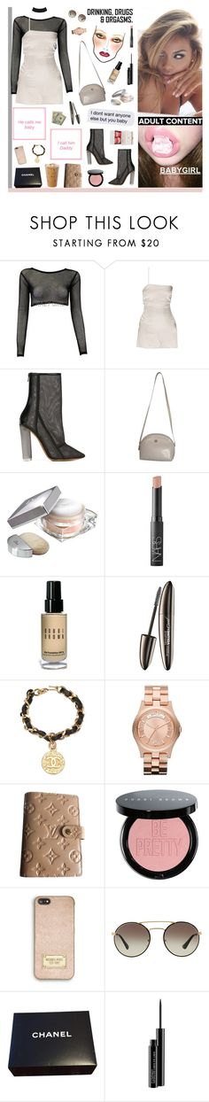 """""""I keep it super real with ya shawty"""" by rocio-rivera ❤ liked on Polyvore featuring adidas Originals, Givenchy, Christian Dior, NARS Cosmetics, MAC Cosmetics, Bobbi Brown Cosmetics, Deborah, Chanel, Marc by Marc Jacobs and Mother"""