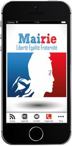 Application Mobile pour Mairie