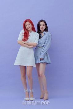 Red Velvet Seulgi, Red Velvet Irene, South Korean Girls, Korean Girl Groups, Red Velvet Photoshoot, Red Velet, Kim Yerim, Velvet Fashion, Girls Be Like