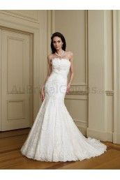 Charming Silhouette Mermaid and Trumpet Wedding Gowns and Dresse by Australia Bridal Gowns