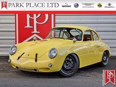 Porsche 356 Outlaw, Porsche 356 Speedster, Aston Martin, Vintage Cars, Vw, Classic Cars, Retro Cars