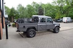 Did I mention I love landrovers