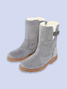 Chocolat Zippered Boot